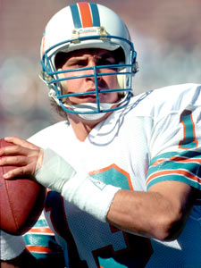 Dan Marino was both loved and hated in my household growing up.