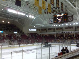 Kelley Rink at Conte Forum